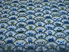 3 Yards Quilt Cotton Fabric Northcott Glengary Manor Floral Scallop Cream