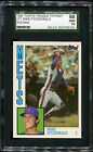1984 Topps Traded Tiffany #37T Mike Fitzgerald SGC 10