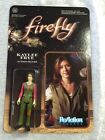 Firefly Kaylee Frye Figure FUNKO ReAction Figures Sci-Fi Nerd Block BENT PACKAGE