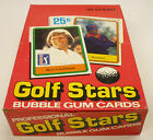 *Original* 1981 DONRUSS GOLF STARS BOX w 36 factory sealed packs FREE SHIPPING