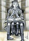2013 VICEROY CARNIVAL 1:1 PREMIUM ARTIST SKETCH CARD BY LIN WORKMAN