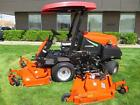 2006 JACOBSEN HR6010 WIDE AREA 4WD COMMERCIAL LAWN MOWER TRACTOR toro 580d 4500d