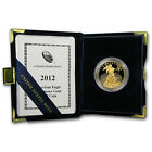 2012 W 1 oz Proof Gold American Eagle Coin Box and Certificate SKU 66324