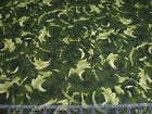 3 Yards Quilt Cotton Fabric - Maywood Studio Roses Packed Greens