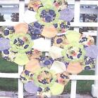 Sunflower Table Toppers quilt pattern by Pearl Louise Designs