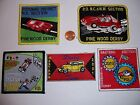 5 ROYAL RANGERS PATCHES PINEWOOD DERBY POTOMAC EASTERN NW MONTANA
