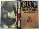STEPHEN KING Cujo INSCRIBED FIRST EDITION