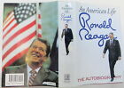 RONALD REAGAN An American Life The Autobiography INSCRIBED FIRST EDITION