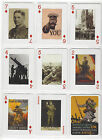 4. 54 PLAYING CARD DECK (NO BOX) FEATURING WWI PHOTOS, POSTERS & LUSITANIA