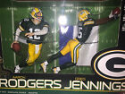 MCFARLANE NFL PACKERS TWO PACK: AARON RODGERS AND GREG JENNINGS