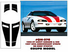Ge-qh-376 1993-97 Camaro Z28 Coupe Racing Stripe - 30th Anniversary - No Roof