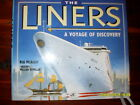 LINERS VOYAGE DISCOVERY McAULEY TITANIC ANDREA DORIA LUSITANIA NORMANDIE QUEEN