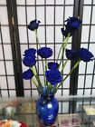 Preserved Blue Roses Dozen Wholesale High Quality Blue Rose