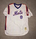 Authentic Mitchell And Ness GARY CARTER NEW YORK METS Jersey Rare Vintage