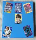 Justin Bieber Trading Card Collection With Binder Stickers And Camp Rock L@@k