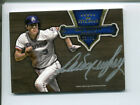 2012 Topps Five Star DALE MURPHY On Card Silver Ink Autograph #23 99