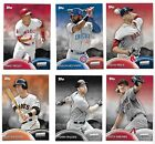2016 Topps Spring Fever Complete Set Cards 1-50 + Garbage Pail 1-6