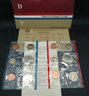 1984 P  D United States US Mint 10 pc Uncirculated Coin Set