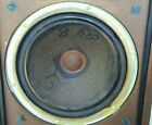 KLH matched pair model 5 five woofers all original tested no repairs extra nice