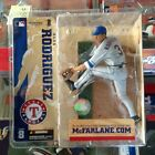 McFarlane MLB Series 8 Alex Rodriguez Variant Action Figure Texas Rangers
