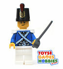 *NEW* LEGO Bluecoat Soldier Minifigure from 70409 Pirate Shipwreck Defense Sword