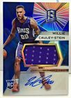 2015-16 Panini Spectra Basketball Cards - Checklist Added 10
