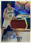 2015-16 Panini Spectra Basketball Cards - Checklist Added 13