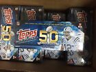 2015 Topps Football Card Super Bowl 50 Factory Set 1-500 w Jameis Winston RC
