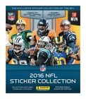 2016 Panini NFL Stickers 50ct 24-Box Case with 24 Albums - Presale