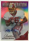 Alfred Morris 2012 Panini Certified RED Parallel RC Autograph Auto 350 REDSKINS