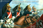 Plastic Toy Soldiers Perry Miniatures 28mm French Napoleonic Dragoons 1812-1815