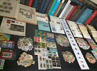 US and Worldwide Stamp Collection Estate Find Covers FDCs Mint  650+ Stamps