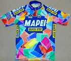 EXCELLENT CONDITION MAPEI QUICK STEP TEAM JERSEY SANTINI XXL SIZE 6