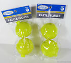 Tournament Choice Rattle Fishing Bobbers Floats 1 3 4 inch 2 Packs
