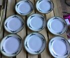 8 NORITAKE M Salad Plates, SORRENTO, Made In Japan, ANTIQUE