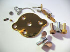 JAEGER LE COULTRE 210  BANJO STYLE CLK  ASSORTED  PARTS