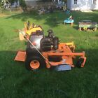 SCAG V RIDE 52 HEAVY DUTY COMMERCIAL MOWER Local Pick Up Only