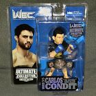 CARLOS CONDIT UFC ROUND 5 MMA ULTIMATE COLLECTOR SERIES 11 FIGURE LE WEC LIMITED