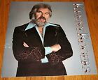 VINTAGE 1978 KENNY ROGERS COUNTRY MUSIC LARGE PHOTO FOLIO BOOK ORIGINAL OWNER