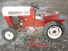 1964 Sears Custom 600 Lawn Garden Tractor with Mower Deck