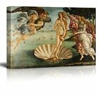 wall26 Birth Of Venus by Botticelli Canvas Prints Wrapped Wall Art 16 x 24