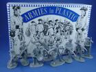 Toy Soldiers American Revolution French Infantry 16 Figures 1/32 Armies Plastic