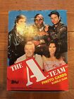 1983 Topps A-Team Wax Box Unopened 36 Packs 10 Cards + 1 Sticker Per Pack Mr. T