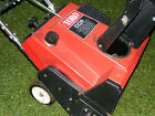 TORO snow blower MODEL CCR2000 uses rubber paddles GOOD condition