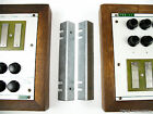 RACK EARS for SERGE MODULAR MUSIC SYSTEMS PANEL vintage analog synthesizer synth