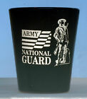 National Guard Shot Glass Personalized Logo on front, name on the back