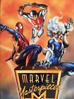 1996 Marvel Masterpieces - NM Complete Base Double Impact Gallery Card Sets