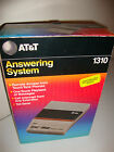 Vintage AT&T Model No 1310 Telephone ANSWERING Message MACHINE System ATT Box