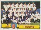 1979 TOPPS - SPARKY ANDERSON #66 DETROIT TIGERS AUTOGRAPH CC