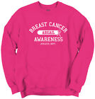 I Wear Pink For Abigail Custom Breast Cancer Awareness Gift T Sweatshirt